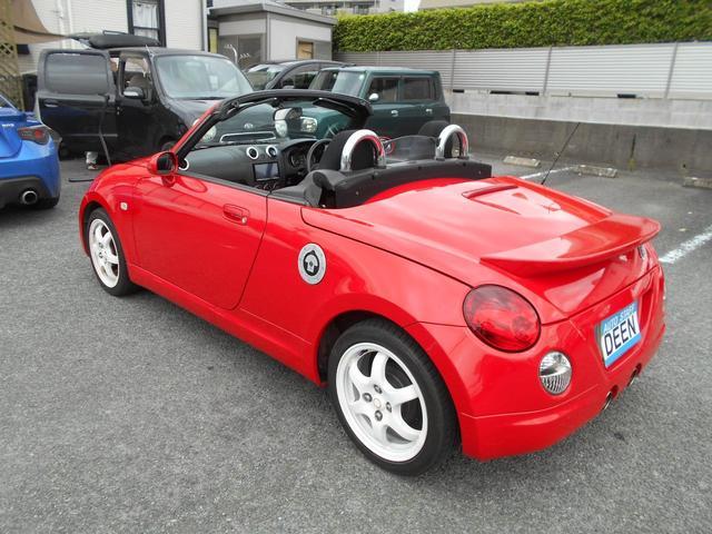 「ダイハツ」「コペン」「オープンカー」「熊本県」の中古車9