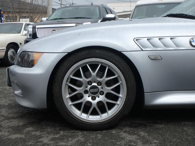 BMW BMW Z3ロードスター ベースグレード BBS17アルミ