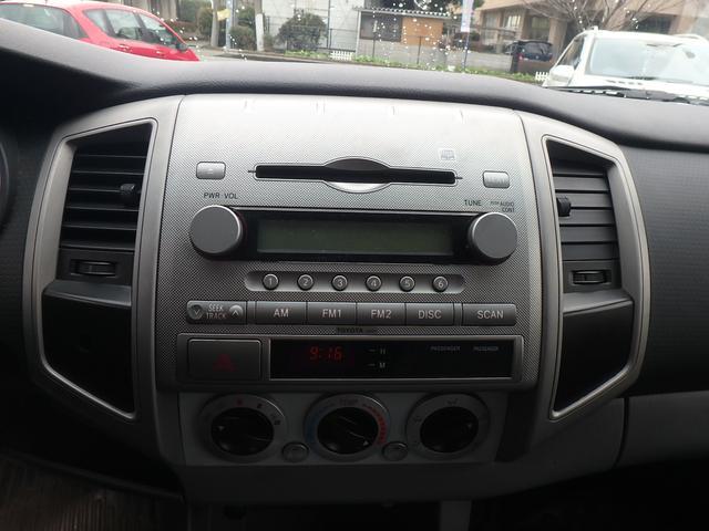 米国トヨタ タコマ ダブルキャブ SR5 社外アルミ HIDライト