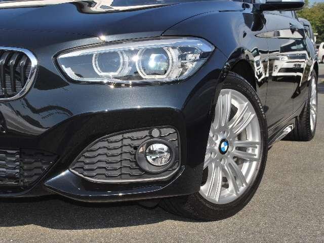 BMW BMW 118d Mスポーツ 17インチAW