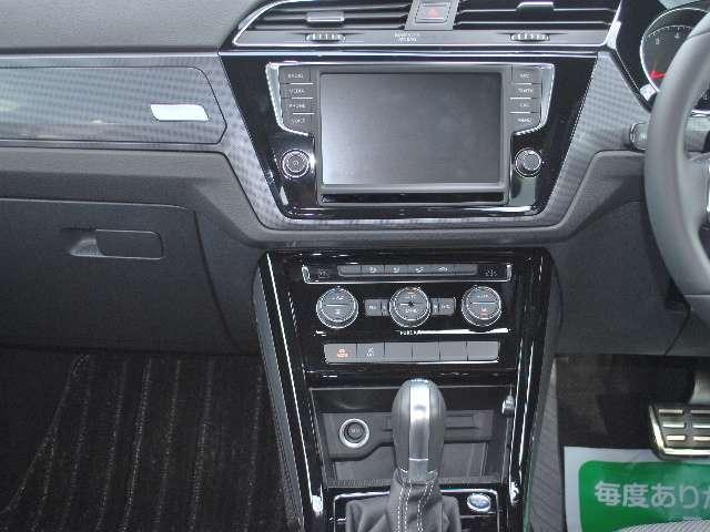 フォルクスワーゲン VW ゴルフトゥーラン TSI Rライン ワンオーナー SDナビ・フルセグTV
