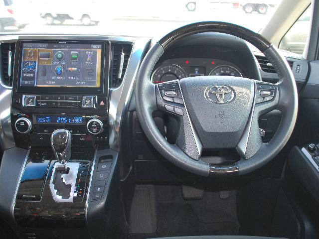 トヨタ アルファード 2.5S Aパッケージ 両側Pスライド ワンオーナー