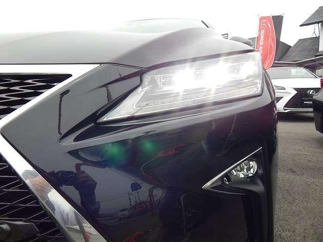RX450h Fスポーツ TRD仕様 TRDマフラー(3枚目)