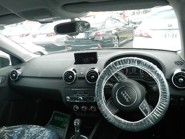 「アウディ」「アウディ A1スポーツバック」「コンパクトカー」「熊本県」の中古車17