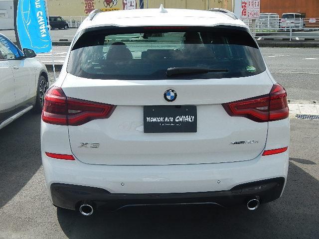 「BMW」「BMW X3」「SUV・クロカン」「熊本県」の中古車10