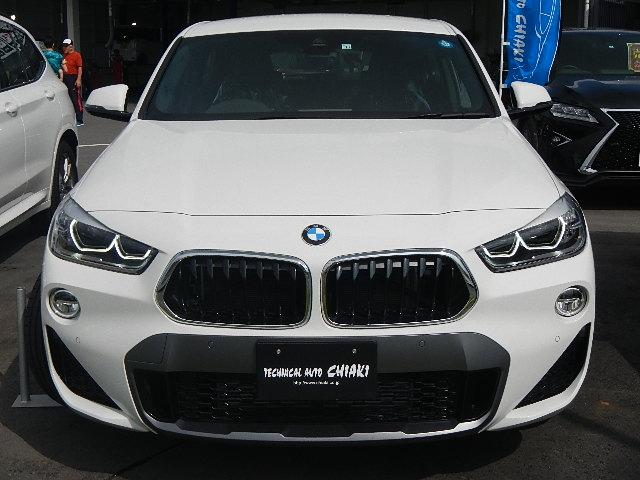 「BMW」「BMW X2」「SUV・クロカン」「熊本県」の中古車2
