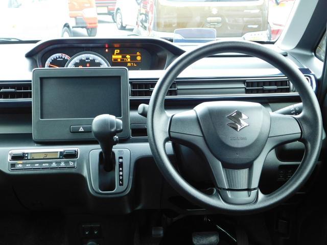ハイブリッドFX リミテッド 25周年記念車 フロントグリルスモークメッキ 専用ファブリックシート 純正14インチAW 前席シートヒーター(11枚目)