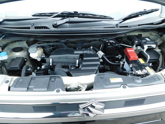 ハイブリッドFX リミテッド 25周年記念車 フロントグリルスモークメッキ 専用ファブリックシート 純正14インチAW 前席シートヒーター(23枚目)