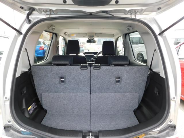 ハイブリッドFZ リミテッド 25周年記念車 ヘッドアップディスプレイ メッキバックドアガーニッシュ シルバードアハンドル 専用エンブレム 15インチAW(10枚目)