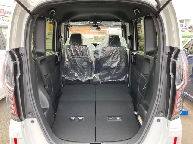 L 両側パワースライドドア 届出済未使用車 LEDヘッドライト 14インチAW カーテンエアバッグ USB入力端子 クルーズコントロール ステアリングスイッチ 前席シートヒーター(18枚目)
