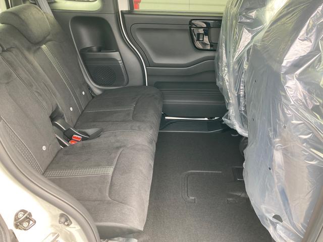 L 両側パワースライドドア 届出済未使用車 LEDヘッドライト 14インチAW カーテンエアバッグ USB入力端子 クルーズコントロール ステアリングスイッチ 前席シートヒーター(23枚目)