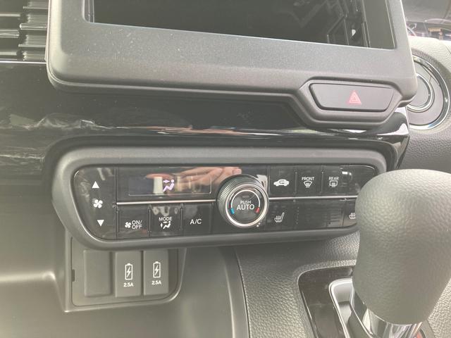 L 両側パワースライドドア 届出済未使用車 LEDヘッドライト 14インチAW カーテンエアバッグ USB入力端子 クルーズコントロール ステアリングスイッチ 前席シートヒーター(26枚目)