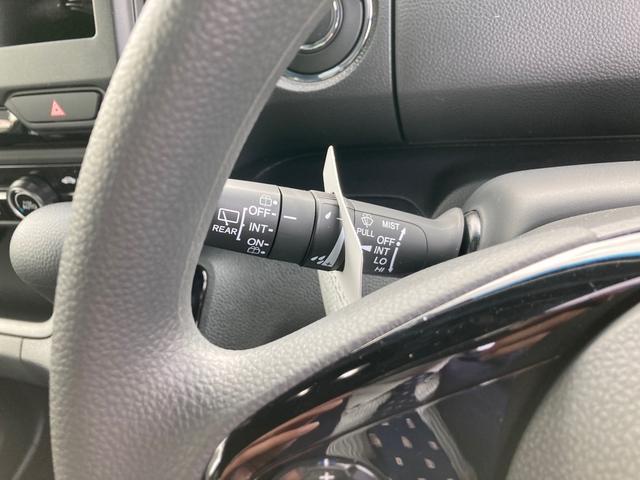 L 両側パワースライドドア 届出済未使用車 LEDヘッドライト 14インチAW カーテンエアバッグ USB入力端子 クルーズコントロール ステアリングスイッチ 前席シートヒーター(34枚目)