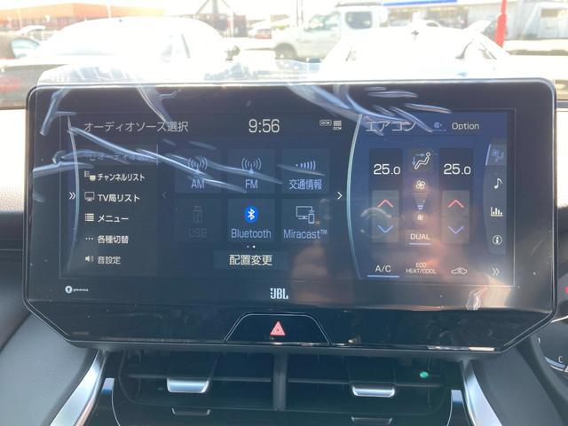 Z 12.3インチSDナビ JBLサウンド フルセグTV Bluetooth SDL アップルカープレイ・アンドロイドオート ハンズフリー パワーバックドア インテリジェントクリアランスソナー(27枚目)