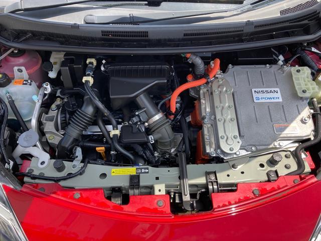 e-パワー X 純正7インチナビ バックカメラ 15インチAW 車内異臭無し ETC エマージェンシーブレーキ ステアリングスイッチ LEDヘッドライト ドラレコ オートエアコン 電動格納ミラー(38枚目)