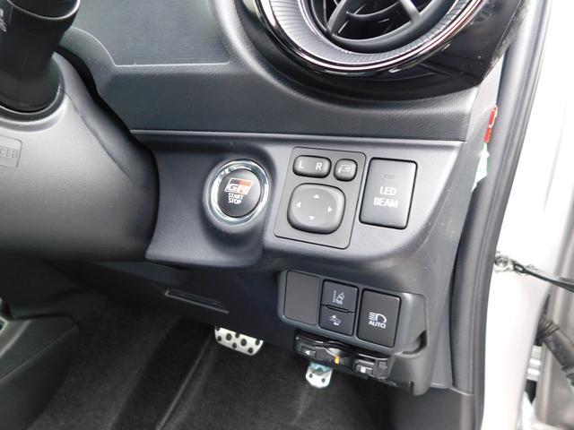 G GRスポーツ・17インチパッケージ トヨタセーフティセンス アルパインSDナビ フルセグTV 専用Fバンパー/ラジエーターグリル/サイドマッドガード/Rバンパー LEDヘッドライト(ダークスモークエクステンション)専用Rルーフスポイラー(16枚目)