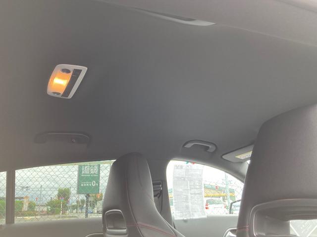 CLA180 シューティングブレーク スポーツ レーダーセーフティPKG コマンドシステム イージーパック自動開閉テールゲート パーキングアシストリアビューカメラ LEDハイパフォーマンスヘッドライト ブラインドスポットアシスト HDDナビフルセグ(21枚目)