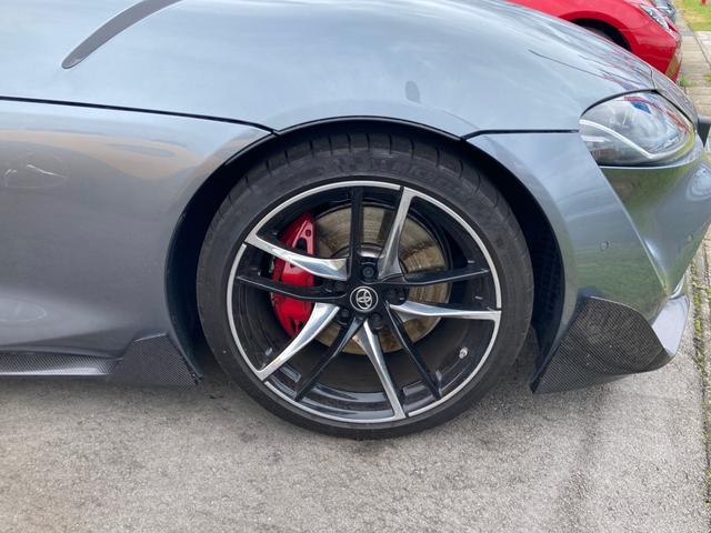 RZ GRフロント・サイド・トランクスポイラー GRサイドスカート GRドアミラーカバー 19インチ鋳造AW blemboレッドキャリパー プリクラッシュセーフティ レーダークルーズ クリアランスソナー(10枚目)