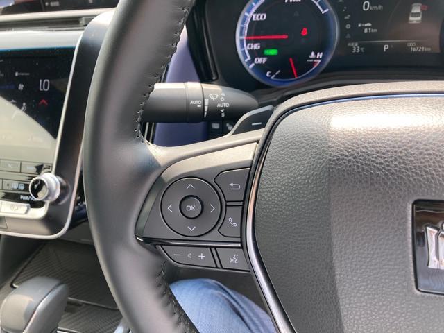 RSアドバンス ジャパンカラーセレクション パノラミックビューモニター アクセサリーコンセント 内装色ブルー BSM/RCTA 禁煙車・ペット臭なし セーフティセンス 3眼LEDヘッドランプ RS仕様18インチAW(37枚目)