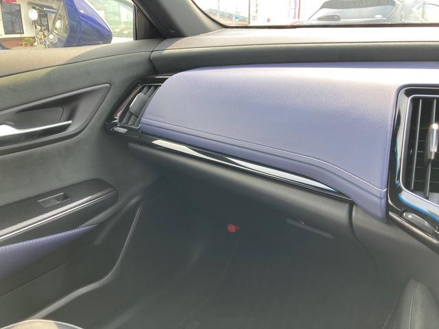 RSアドバンス ジャパンカラーセレクション パノラミックビューモニター アクセサリーコンセント 内装色ブルー BSM/RCTA 禁煙車・ペット臭なし セーフティセンス 3眼LEDヘッドランプ RS仕様18インチAW(40枚目)