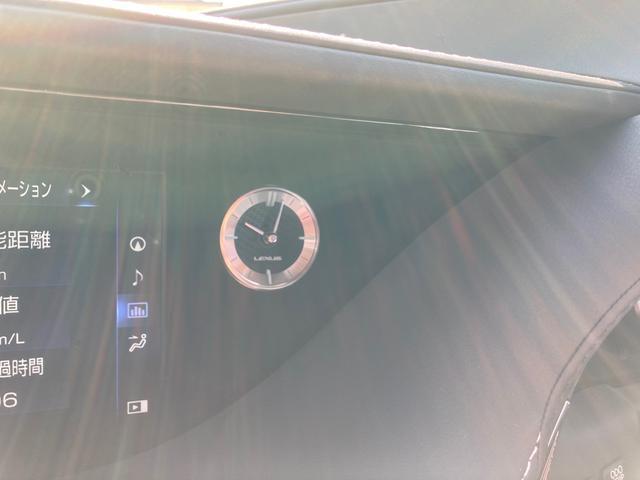 LS500h Fスポーツ ムーンルーフ デジタルインナーミラー 禁煙車 オゾン室内抗菌消臭済 電動リアサンシェード パノラミックビューモニター ブラインドスポットモニター レクサスセーフティシステムプラスA(32枚目)