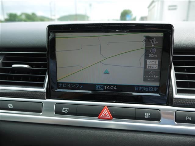 アウディ アウディ S8 V10エンジン パドルシフト 右ハンドル 革シート 20AW