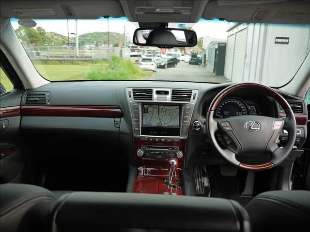 LS600hL Version UZ Goo鑑定車 禁煙車(9枚目)
