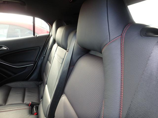 GLA250 4マチック GLA250 4MATIC スポーツAMGエクスクルーシブ バイキセノン レザーパワーシート シートヒーター ナビTV バックカメラ パワーバックドア パドルシフト(46枚目)