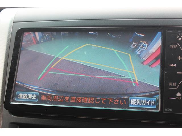 トヨタ ヴェルファイア 2.4Z 両側パワスラ 純正HDDナビTV