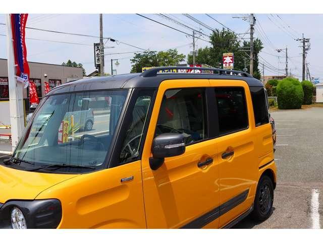 ハイブリッドXZ 届け出済未使用車 フルセグナビ ドラレコ ETC 2トーンカラー フロアマット純正 サイドワイドバイザー(8枚目)