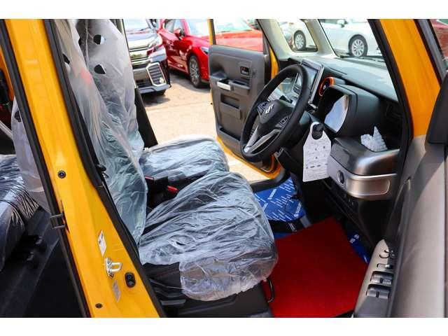 ハイブリッドXZ 届け出済未使用車 フルセグナビ ドラレコ ETC 2トーンカラー フロアマット純正 サイドワイドバイザー(23枚目)