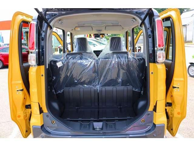 ハイブリッドXZ 届け出済未使用車 フルセグナビ ドラレコ ETC 2トーンカラー フロアマット純正 サイドワイドバイザー(25枚目)