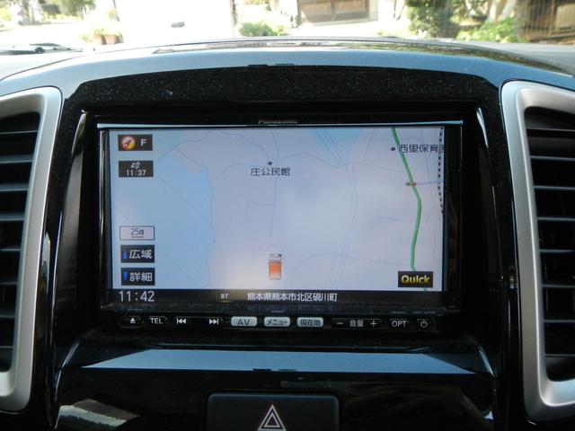 スズキ ソリオバンディット ワンオーナー フルセグTVナビ 両側電動スライドドア HID