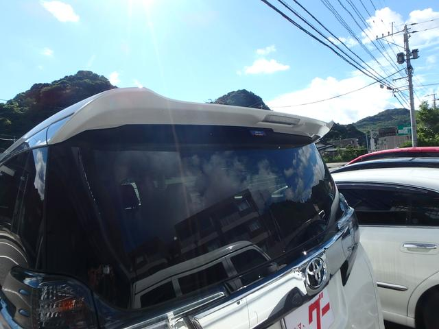 トヨタ ヴェルファイア 2.5Z フリップダウンモニター メモリーナビ フルセグTV