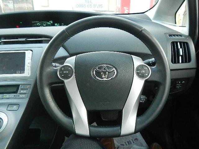 トヨタ プリウス G メモリーナビ・ワンセグTV・バックカメラ・HIDライト