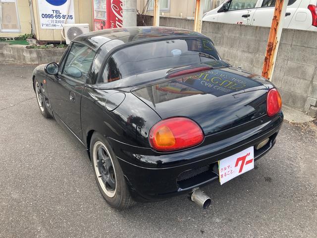 「スズキ」「カプチーノ」「オープンカー」「鹿児島県」の中古車9