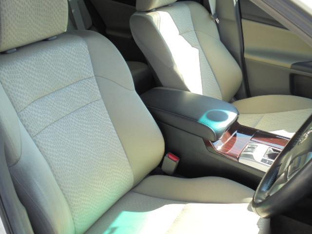 トヨタ マークX 250G リラックスセレクション ナビ