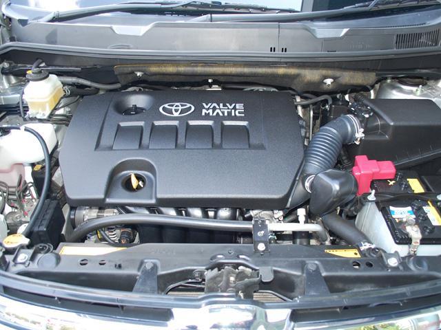 トヨタ アイシス L Xセレクション パワースライドドア コーナーセンサー