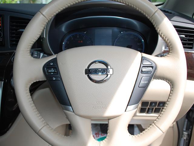 日産 エルグランド 250XG 純正SDナビ クルコン オートスライドドア
