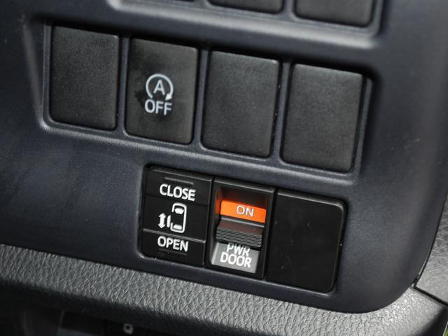 トヨタ ヴォクシー X パワースライドドア ETC LEDランプ スペアタイヤ