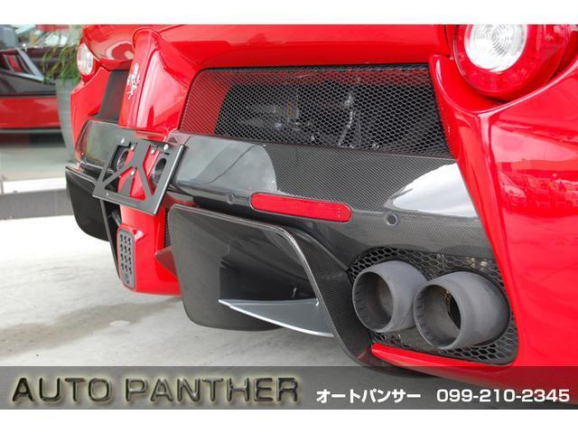 正規ディーラー車 純正ナビ バックカメラ パークセンサー リフター カーボンコンビステア パドルシフト 黒革シート 赤ステッチ イエローキャリパー(20枚目)