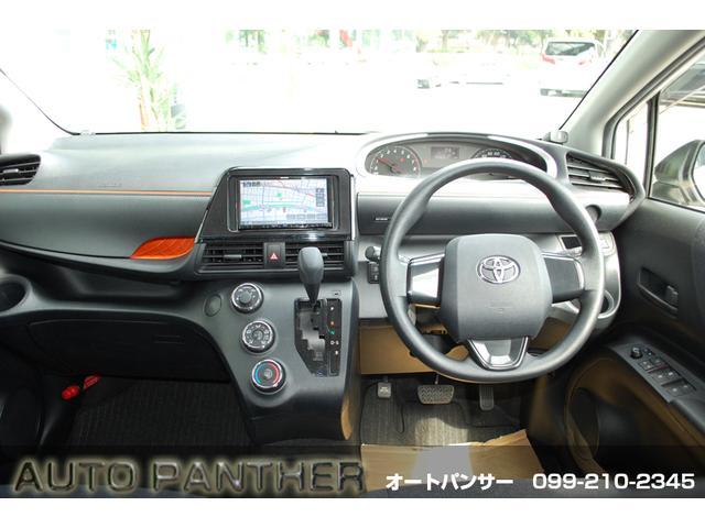 「トヨタ」「シエンタ」「ミニバン・ワンボックス」「鹿児島県」の中古車9