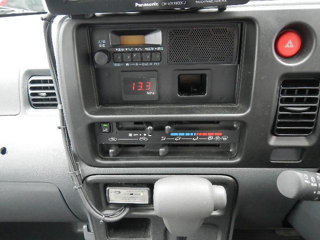天然ガス車 基本フル装備 両席エアバッグ ポータブルナビ(14枚目)