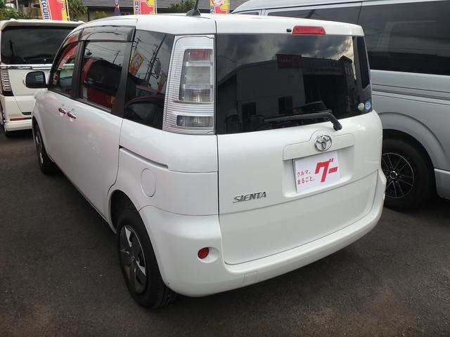 「トヨタ」「シエンタ」「ミニバン・ワンボックス」「鹿児島県」の中古車6