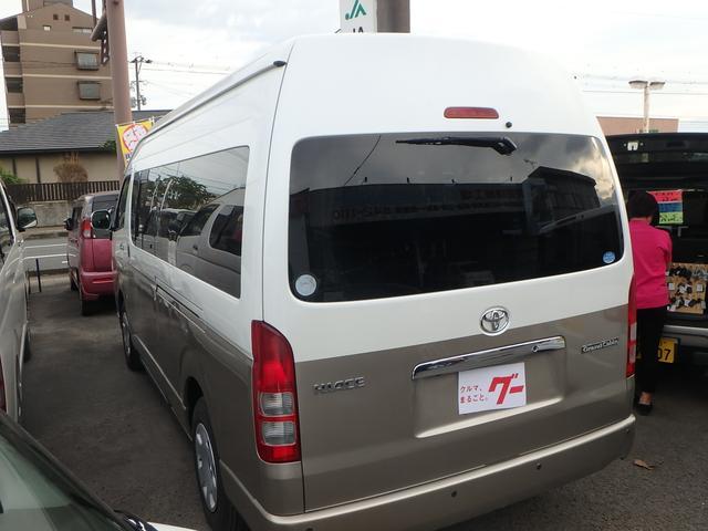 「トヨタ」「ハイエース」「ミニバン・ワンボックス」「鹿児島県」の中古車9