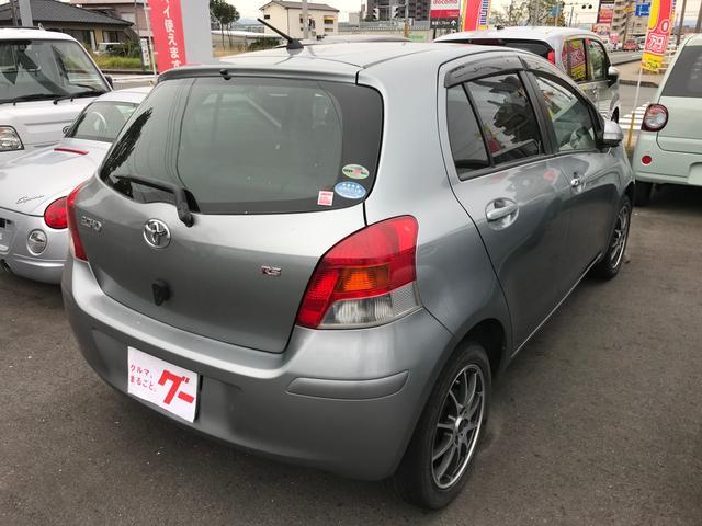 「トヨタ」「ヴィッツ」「コンパクトカー」「鹿児島県」の中古車7