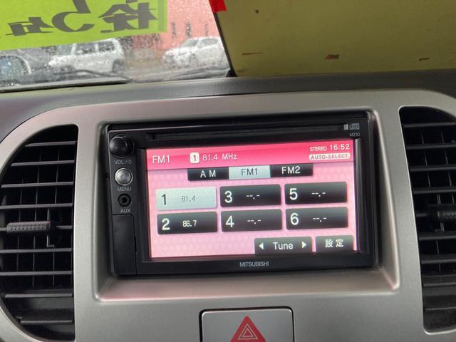 E ショコラティエ ナビ 軽自動車 ブラウン CVT AC AW 4名乗り オーディオ付(3枚目)
