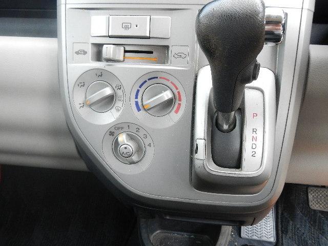 ホンダ ゼスト G キーレス CD 電動格納ミラー プライバシーガラス