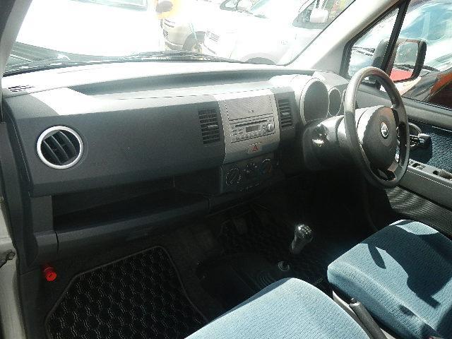 マツダ AZワゴン キーレス CD 5MT ABS 電動格納ミラー 基本フル装備