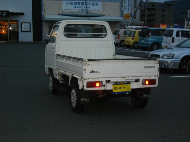 ホンダ アクティトラック STD 4WD 5MT